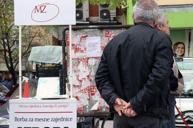 Vojvođanske NVO: Vlast onemogućava građanima da se kandiduju na izborima za mesne zajednice